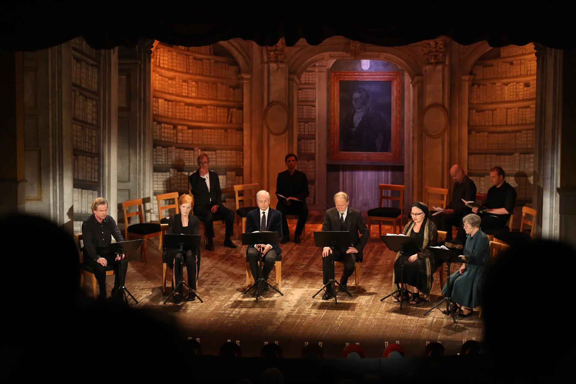 Goethe-Theater | Festspiel der deutschen Sprache